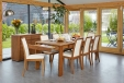 Olten Oak Dining Chair