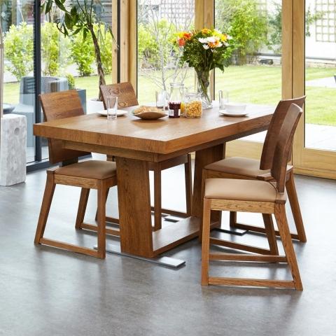 Olten Oak Dining Table