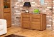 Olten Oak Hideaway Cabinet