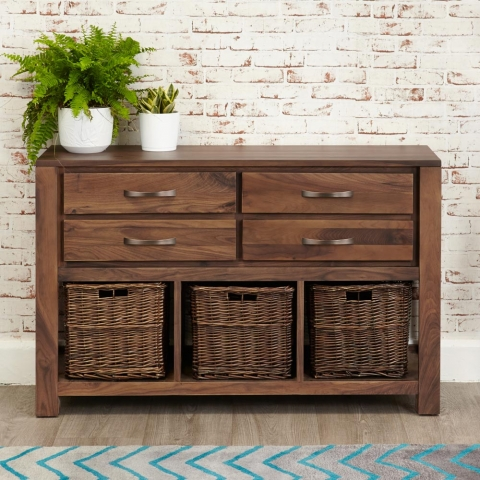 Mayan Console Table - Sideboard