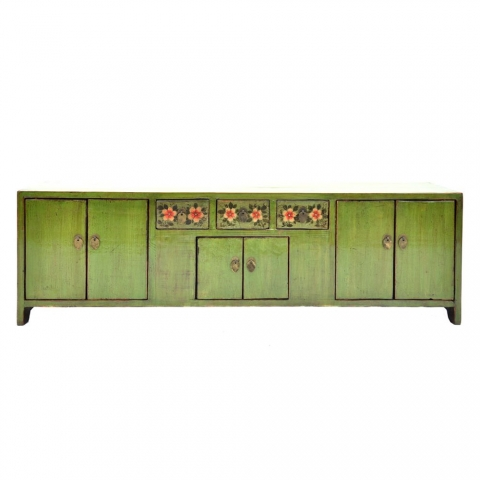 Chinese Low Sideboard
