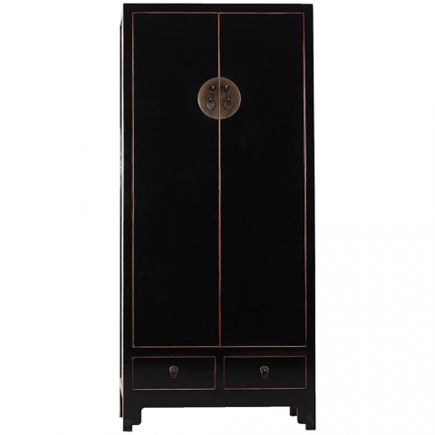 Black Chinese Cabinet