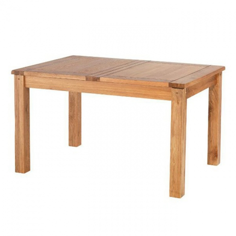 Cherbourg Oak Dining Table