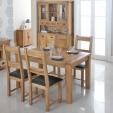 Cherbourg Oak Chair