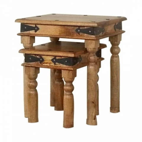 Country Thackat Nest of Tables
