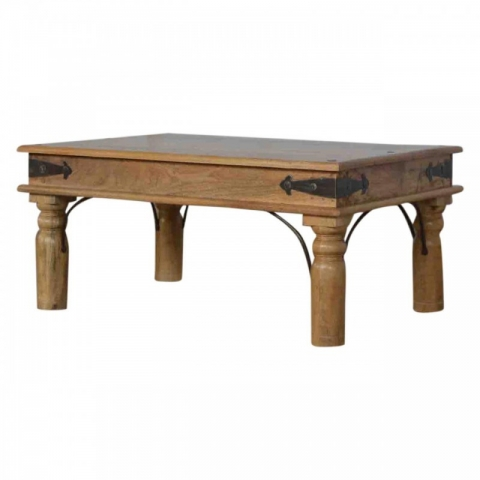 Country Thackat Coffee Table