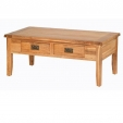 Cherbourg Oak Coffee Table