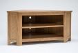 Lansdown Oak CornerTV Cabinet
