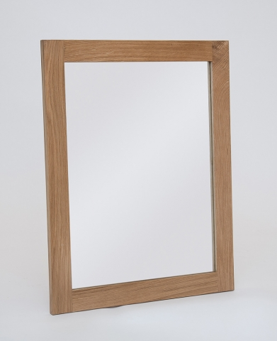Hereford Oak Medium Mirror