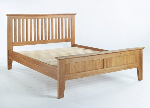 Sherwood Oak Single Bed