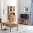 Cherbourg Oak Small Dresser