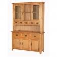 Cherbourg Oak Large Dresser