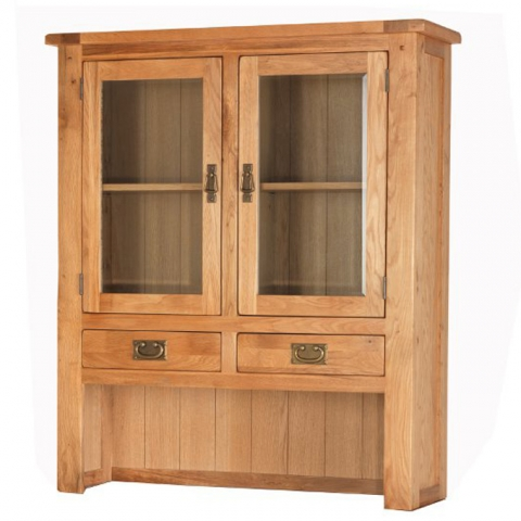 Cherbourg Oak Small Hutch