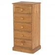 Hendon Pine Tall Chest