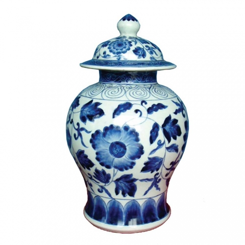 Chinese Jar Medium