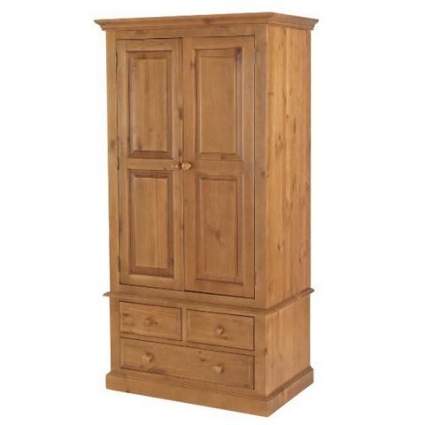 Hendon Pine Wardrobe