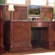 La Roque Mahogany Desk