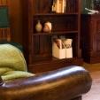 La Roque Mahogany Tall Bookcase
