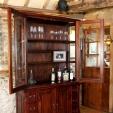 La Roque Mahogany Dresser Top
