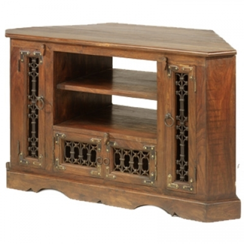 Jali Indian Corner TV Cabinet