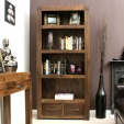 Shiro Walnut Bookcase
