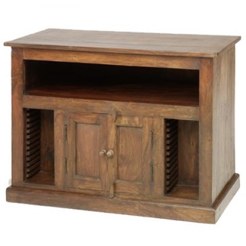 Jali Chunky TV/VCR/CD Cabinet