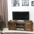 Shiro Walnut TV Cabinet