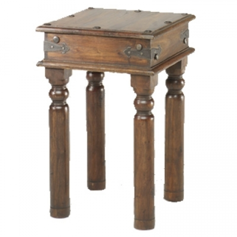 Thacket Indian Lamp Table
