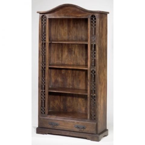 Jali 4 Indian Shelf Bookcase