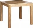Cuba Cube Oak Dining Table