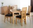 Cuba Cube Oak Dining Chair (Pair)
