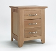 Sherwood Oak Bedside