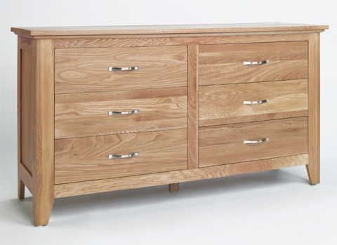 Sherwood Oak Chest
