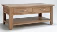 Sherwood Oak Coffee Table