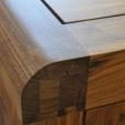 Shiro Walnut Sideboard
