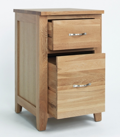 Sherwood Oak Filing Cabinet