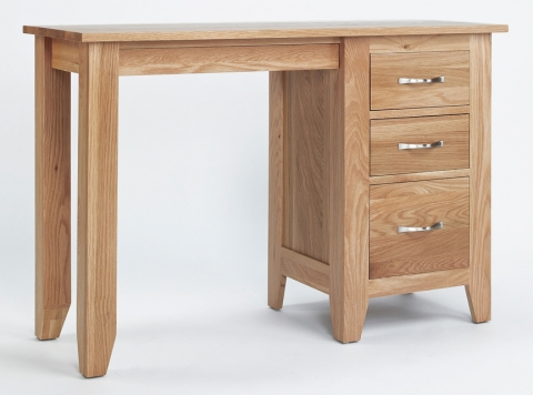Sherwood Oak Dressing Table