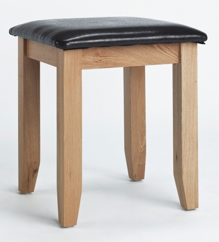 Sherwood Oak Stool