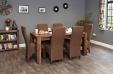 Shiro-Mayan Large Dining Table