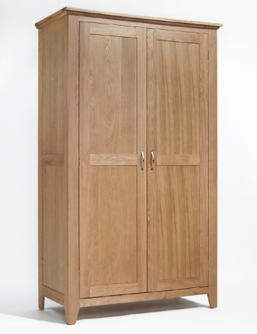 Sherwood Oak Wardrobe