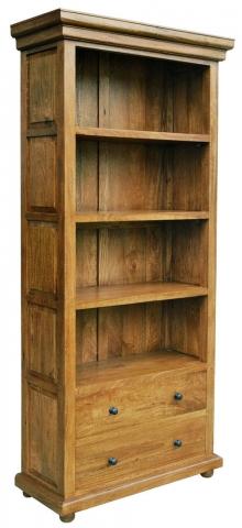 Provence Fruitwood Bookcase