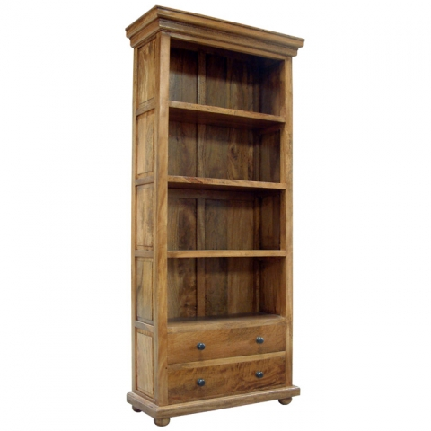 Provence Fruitwood Bookcase
