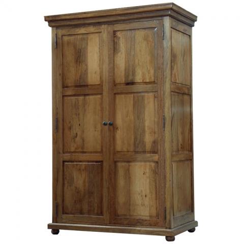 Provence Fruitwood Wardrobe Large