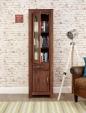 Mayan Corner Display Cabinet