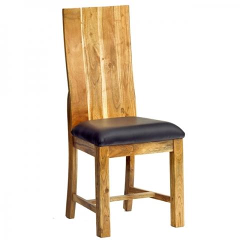 Metro Acacia Dining Chair