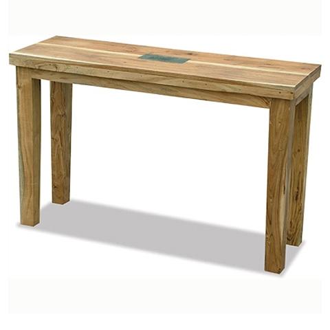 Slate Acacia Console Table
