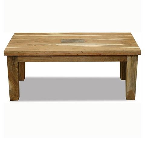 Slate Acacia Coffee Table