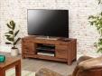 Mayan Widescreen TV Cabinet