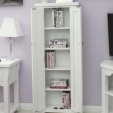 Hampton Painted Media Unit