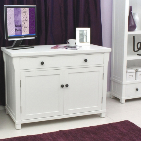 Hampton Painted Home Office
